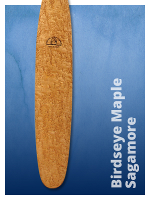 Birdseye Maple Sagamore