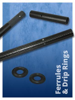 Ferrules & Drip Rings